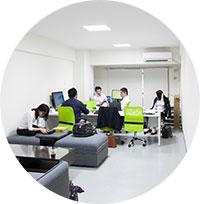 ホームページ制作のクレアトゥール 福岡オフィス
